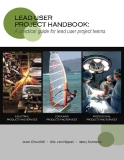LEAD USER  PROJECT HANDBOOK:  A practical guide for lead user project teams