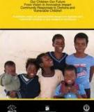 A baseline study on psychosocial support of orphans and vulnerable children in two villages in Botswan