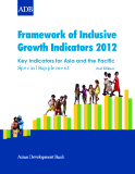 Framework of Inclusive Growth Indicators 2012