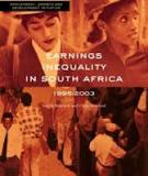 Earnings inequality in South Africa 1995–2003
