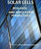 SOLAR CELLS - RESEARCH AND APPLICATION PERSPECTIVES