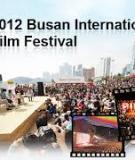 THE IMPACT OF CULTURAL EVENTS ON THE CINEMA AND TOURISM IN A COMMUNITY, BUSAN