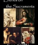 Entries On Sacraments
