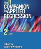 Companion to Applied Regression