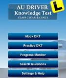 DRIVER KNOWLEDGE TEST QUESTIONS  CLASS C (CAR) LICENCE