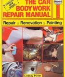 Motor  Vehicle  Bodywork  And  Paint  Repair  manual