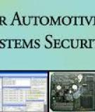 Comprehensive Experimental Analyses of Automotive Attack Surfaces