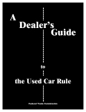 A Dealer's Guide to the Used Car Rule