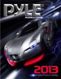 PYLE AUDIO.COM 2013 COMPLETE PRODUCT CATALOG