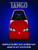 Unequivocally the world's fastest car through traffic arguably the safest car on the freeway