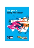 Your guide to...Buying your first car