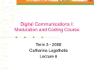 Digital Communication I: Modulation and Coding Course-Lecture 8