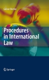 Procedures in International Law