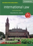 INTERNATIONAL LAW FIFTH EDITION