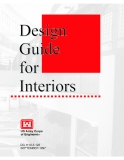 Design Guide for Interiors