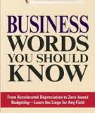 4.000 Business Words