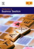 Introduction to Business Taxation   'Finance Act 2005'
