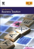 Introduction to Business Taxation   'Finance Act 2004'