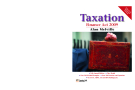 Taxation Finance Act 2009 Fifteenth edition