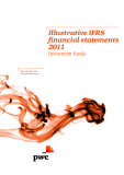 Illustrative IFRS  financial statements  2011 Investment funds