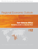 Regional Economic Outlook Sub-Saharan Africa Maintaining Growth in an Uncertain World
