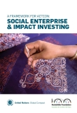 A frAmework for Action:  social enterprise   & impact investing