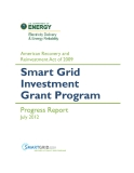 AMERICAN RECOVERY AND REINVESTMENT ACT OF 2009 - SMART GRID INVESTMENT GRANT PROGRAM