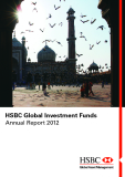 HSBC Global Investment Funds Annual Report 2012