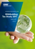 Luxembourg Investment Funds Withholding Tax Study 2011