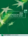 2011 REGISTRATION DOCUMENT AND ANNUAL FINANCIAL REPORT
