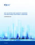 Sec valuation and liquidity guidance   for registered investment companies