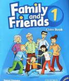 Oxford - Family and Friends 1- Class book