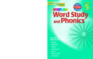 Word Study and Phonics, Grade 6 (Spectrum)