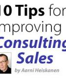 10 Tips for Improving Inbound Sales and Service Telephone Results