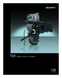 F23 Digital Cinema Camera