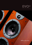 EVO2 Hi-Fi and Home Cinema Loudspeakers