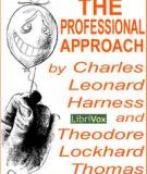 The Professional Approach By Charles Leonard Harness