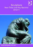 Sculpture New Titles and Key Backlist  2010/11