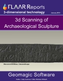 3d Scanning of Archaeological Sculpture