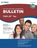 2012–2013 Information and Registration - BULLETIN