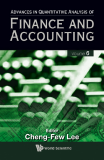 ADVANCES IN QUANTITATIVE ANALYSIS OF FINANCE AND ACCOUNTING Volume 6