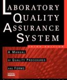 THE LABOATORY QUALITY' ASSURANCE SYSTEM Third Edition