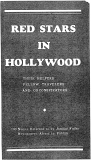 RED STARS IN HOLLYWOOD