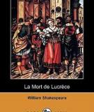 La Mort de Lucrèce  by William Shakespeare
