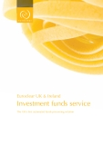Euroclear UK & Ireland Investment funds service