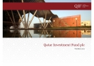 Qatar Investment Fund plc 2011
