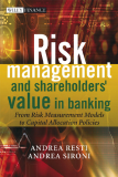Risk Management and Shareholders' Value in Banking standardized gap