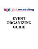 EVENT ORGANIZING GUIDE