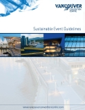 Sustainable Event Guidelines