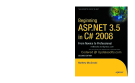 Beginning  ASP.NET 3.5 in C# 2008.